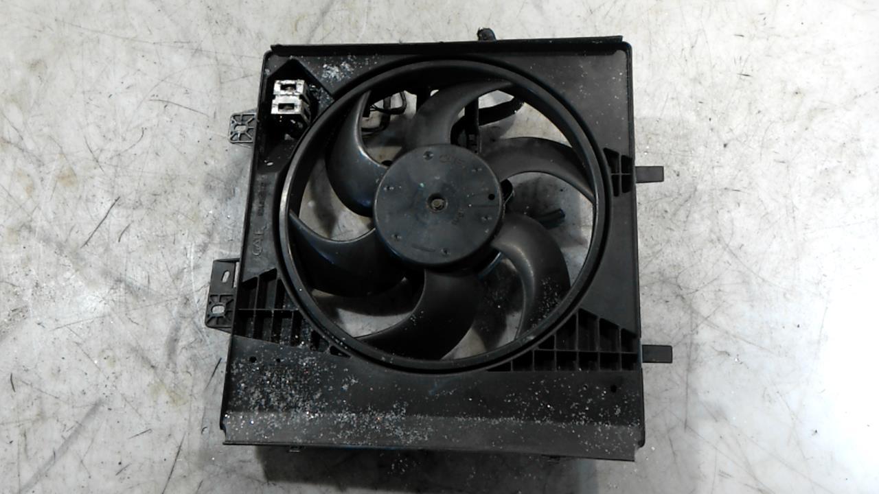 Вентилятор радиатора (блок) CITROEN C3 1, 53T17KE01