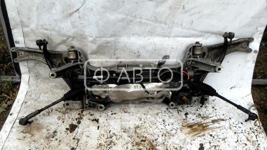 Балка подвески передняя на Volkswagen Passat B6 2,0 TDi PD 2007 г.в. седан б/у купить в Минске Ф-АВТО 37H05LG01