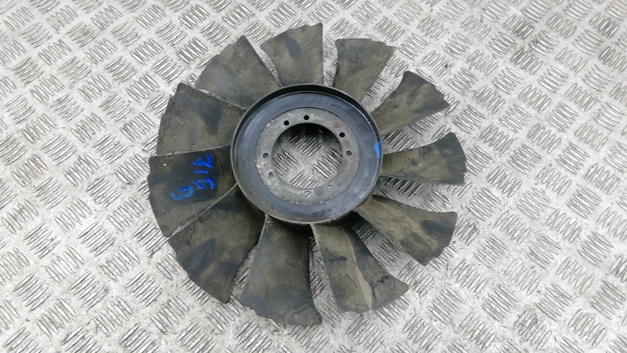 Крыльчатка вискомуфты дизельная, IVECO, DAILY 4 (29S-40S), 2008