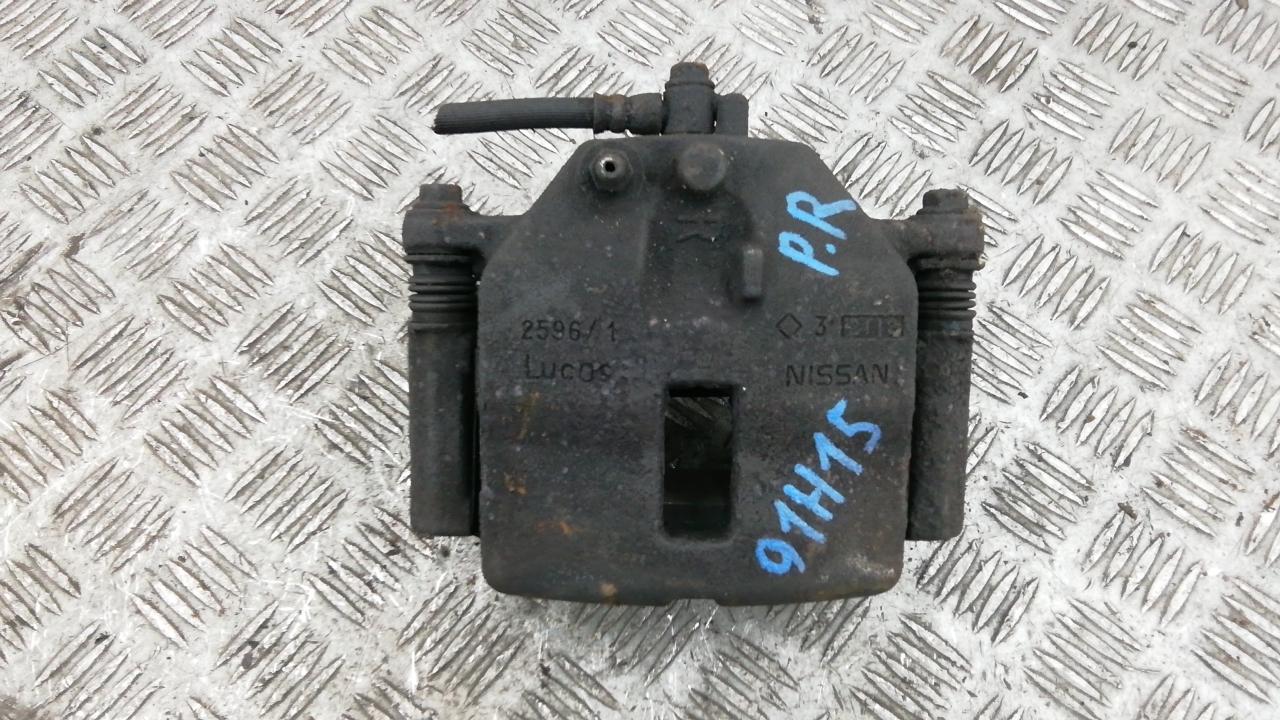 Суппорт тормозной передний правый, NISSAN, PRIMERA P12, 2002