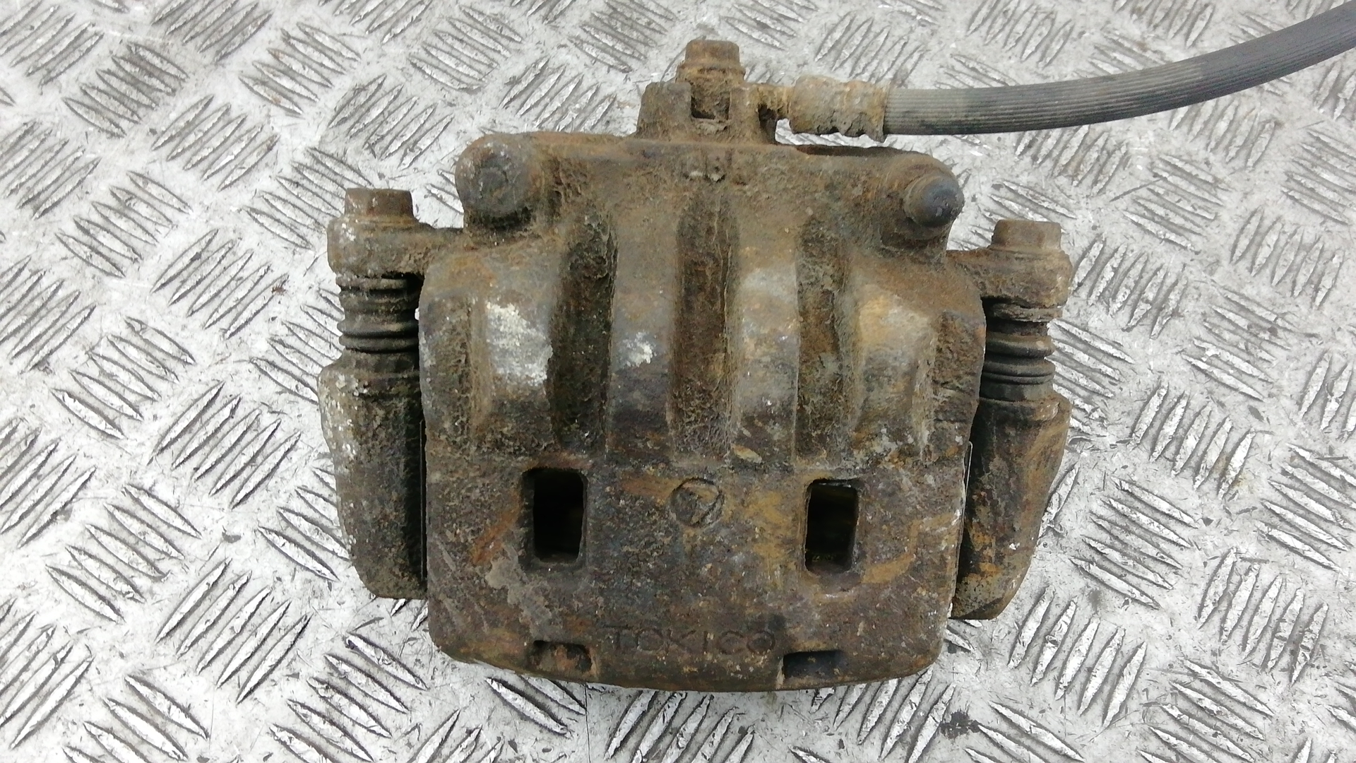 Суппорт тормозной передний правый, SUBARU, FORESTER 3, 2009