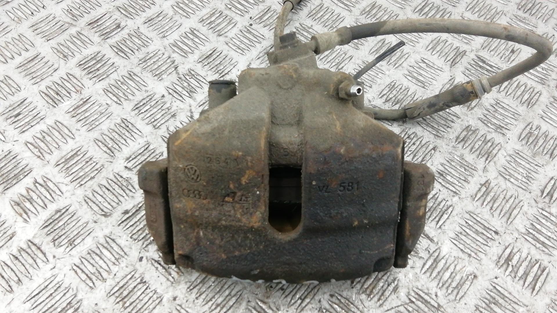 Суппорт тормозной передний левый, VOLKSWAGEN, PASSAT B7, 2011