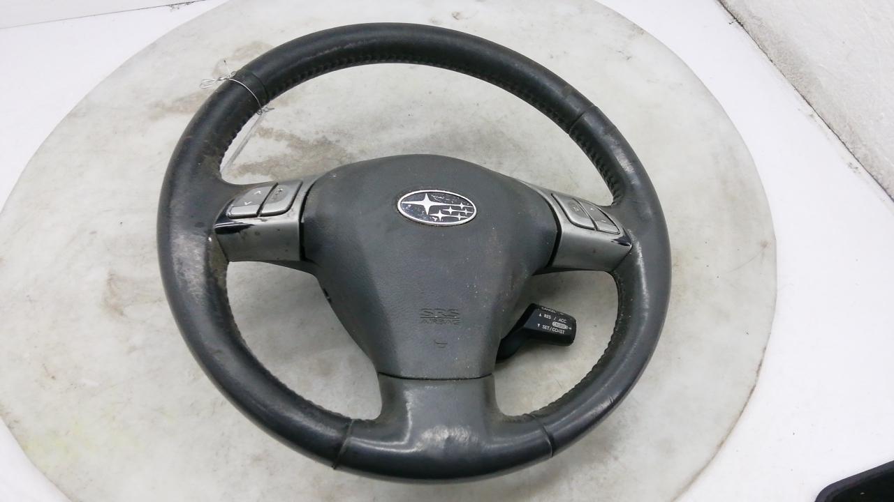 Рулевое колесо, SUBARU, TRIBECA 2, 2012