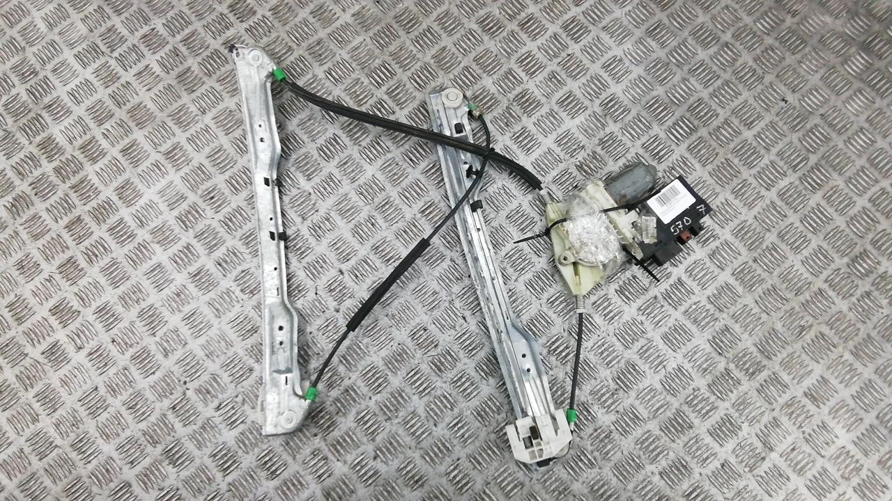 Стеклоподъемник передний правый, CITROEN, C5 1, 2002