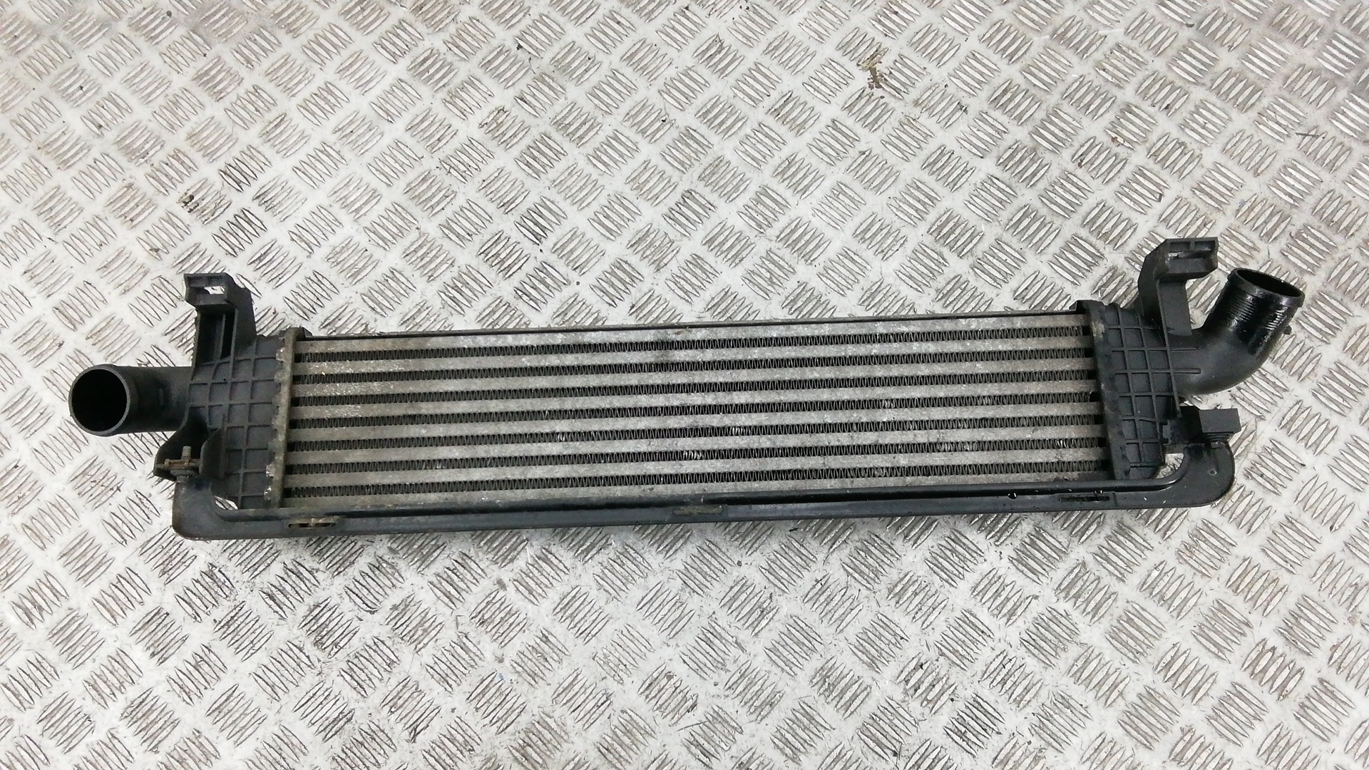 Радиатор интеркуллера, VOLVO, S40 II MS, 2005