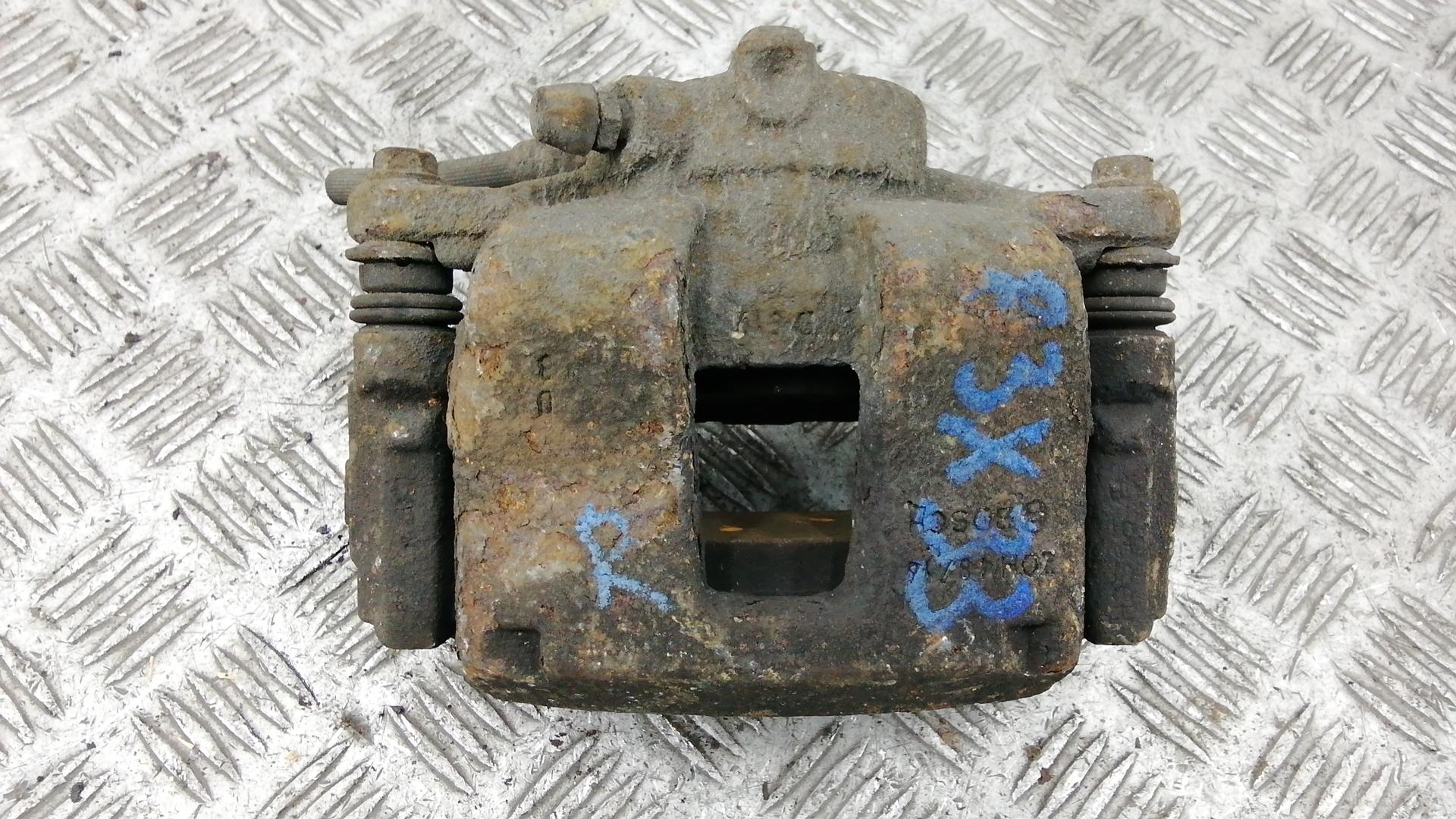 Суппорт тормозной передний правый, CITROEN, JUMPER 3, 2011