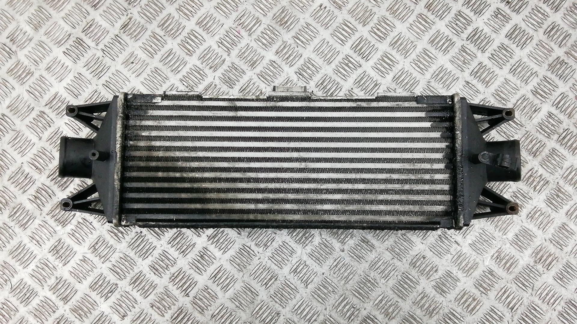 Радиатор интеркуллера, IVECO, DAILY 4 (29S-40S), 2007