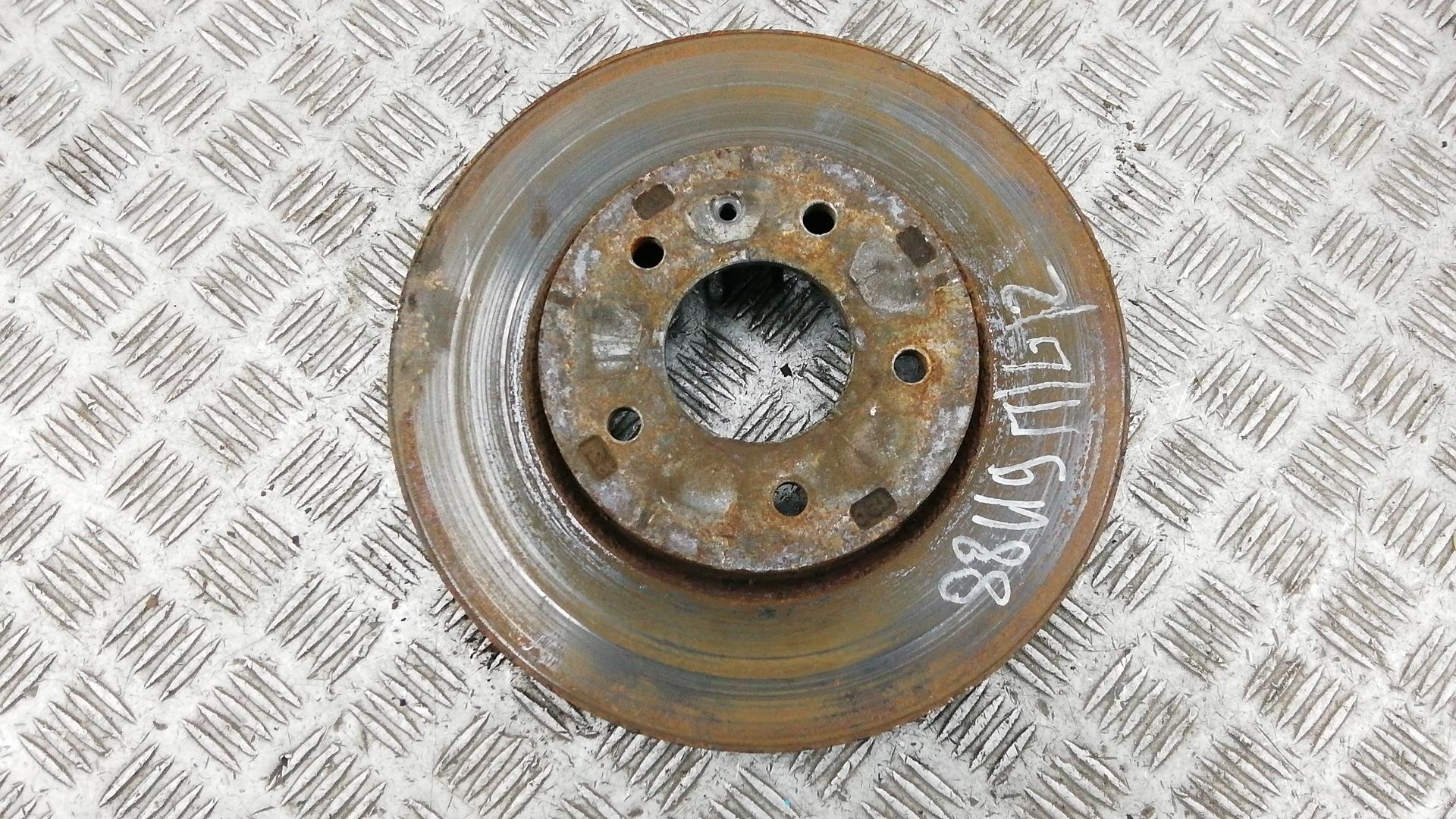 Диск тормозной передний, CHEVROLET, CAPTIVA 2, 2012