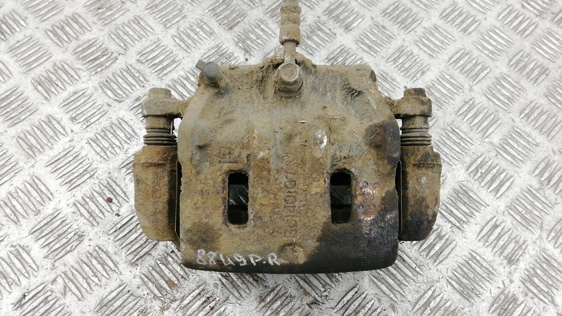 Суппорт тормозной передний правый, CHEVROLET, CAPTIVA 2, 2012