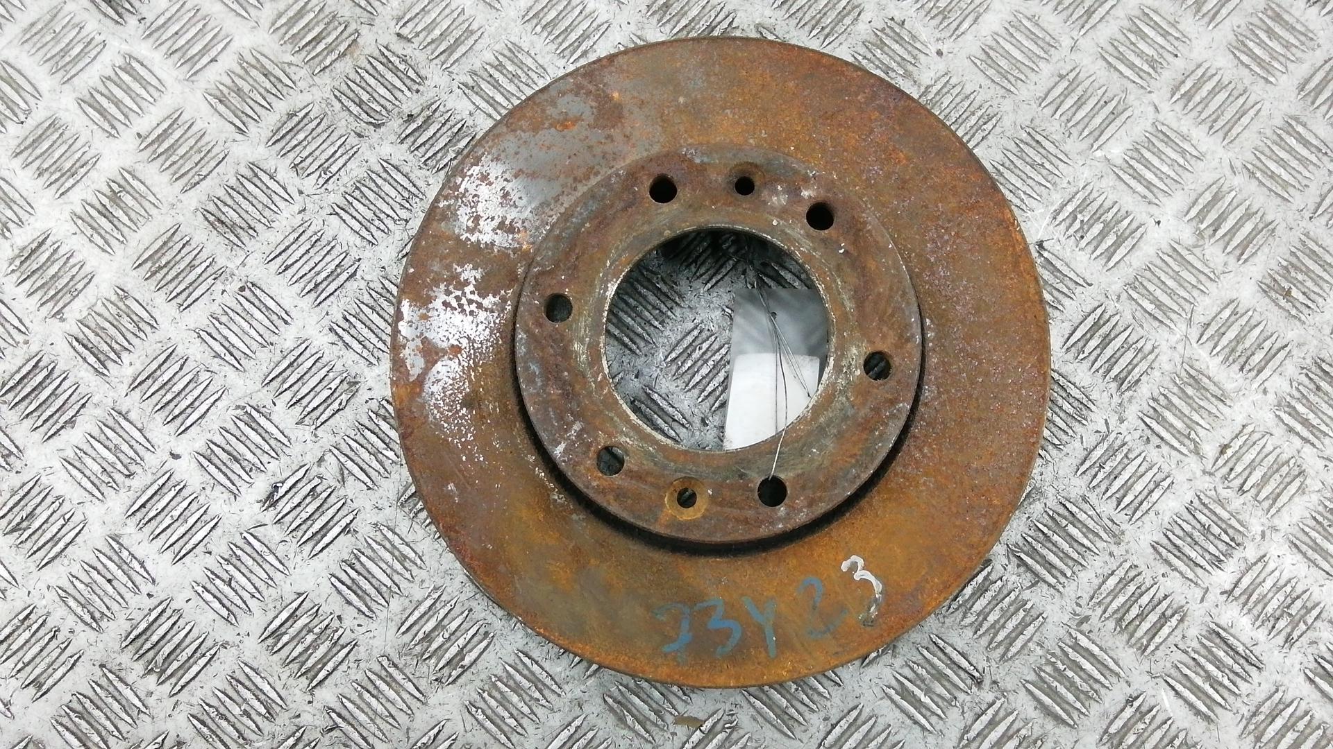 Диск тормозной передний, KIA, CARNIVAL 2, 2011