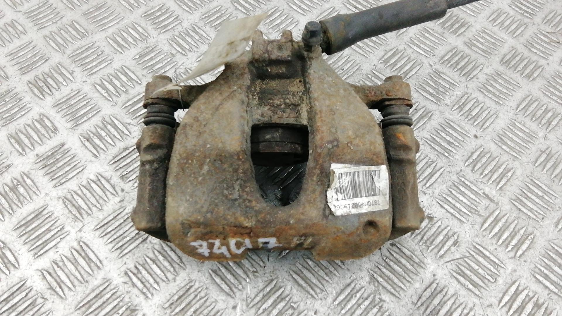 Суппорт тормозной передний левый, PEUGEOT, 308 1, 2008