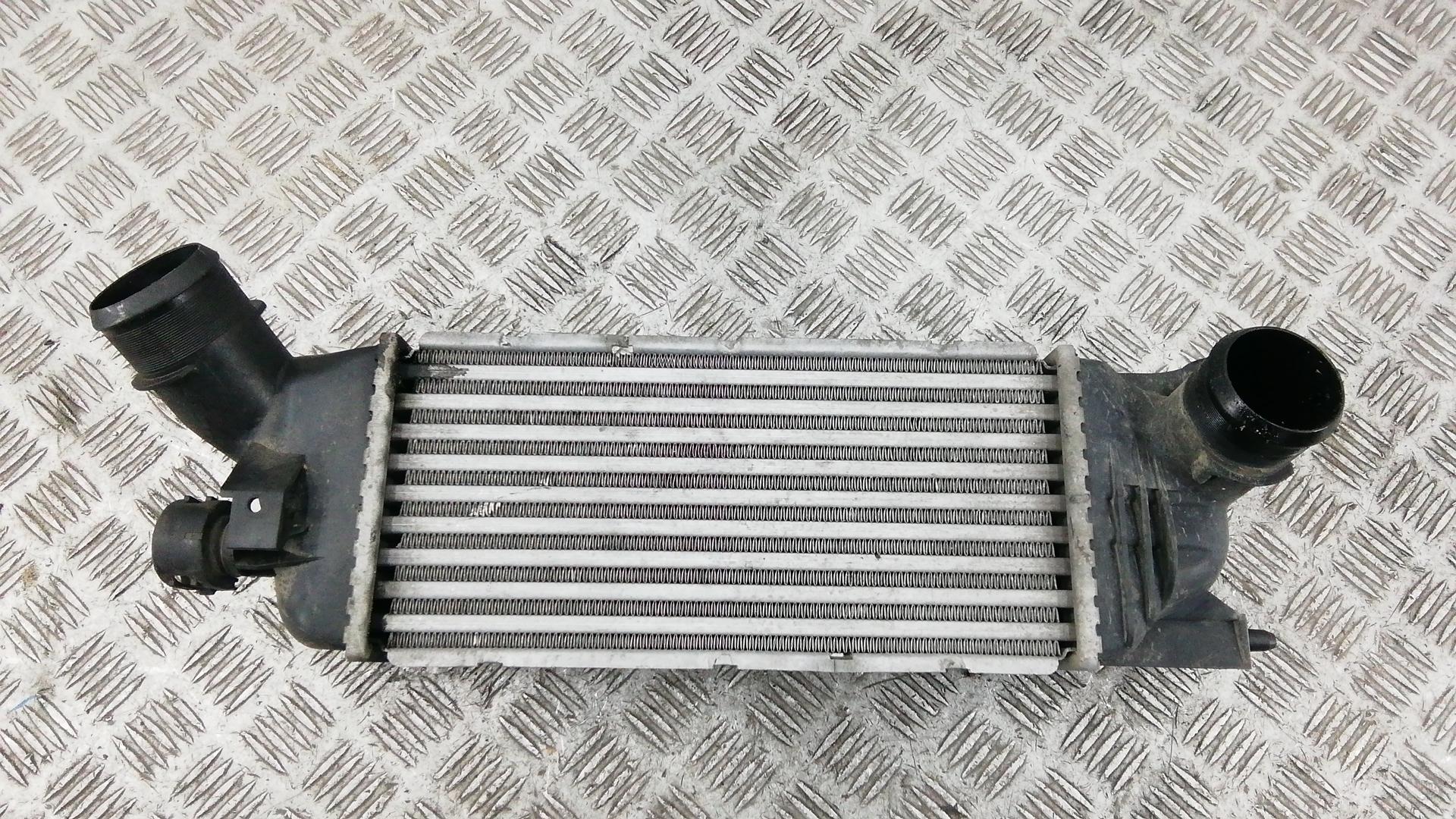 Радиатор интеркуллера, PEUGEOT, 407, 2005