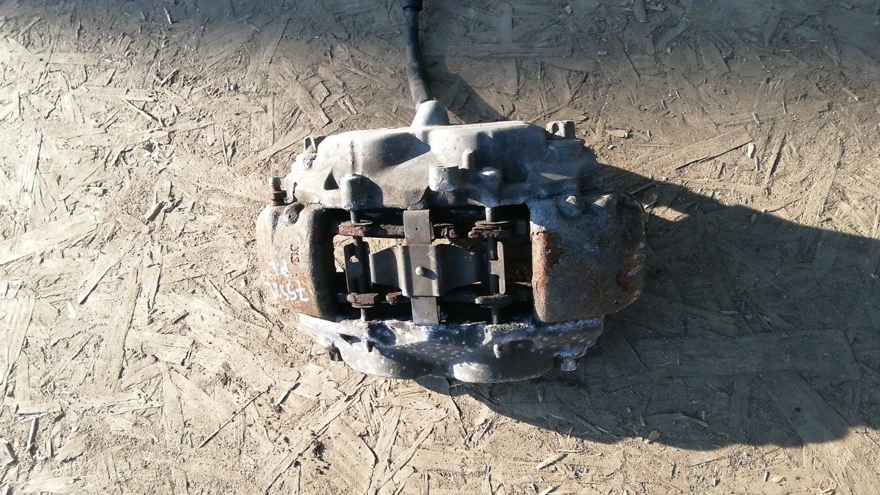Суппорт тормозной передний левый, MERCEDES BENZ, CLS C219, 2006
