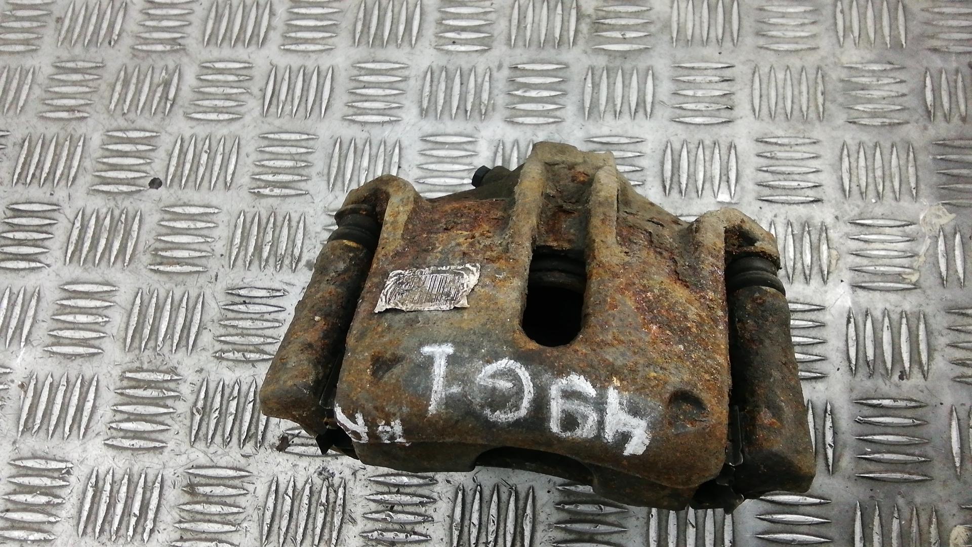 Суппорт тормозной передний правый, PEUGEOT, 207, 2009