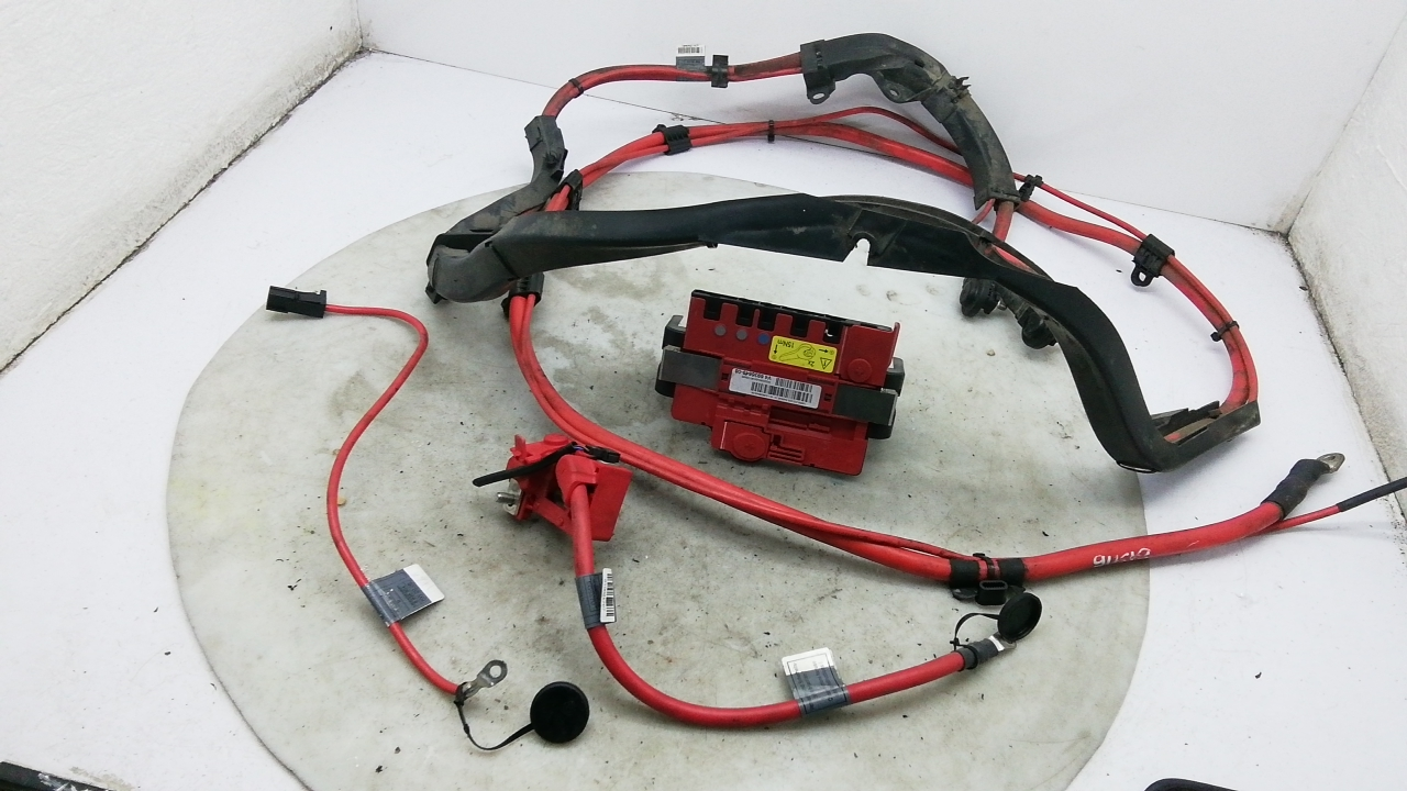 Электропроводка бензиновая, BMW, 3 E90/E91 (M-обвес), 2006