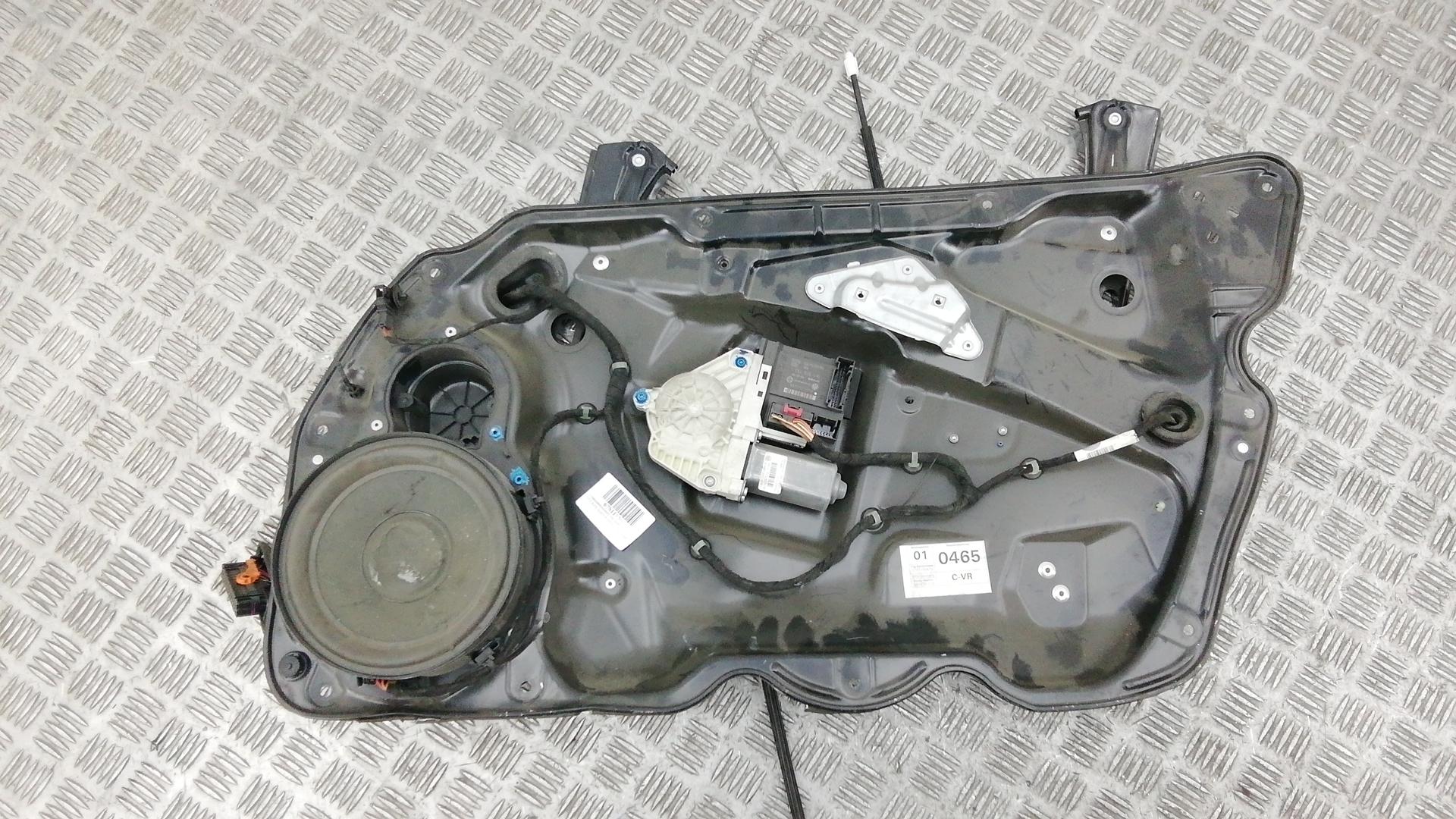 Стеклоподъемник передний правый, VOLKSWAGEN, PASSAT B6, 2005