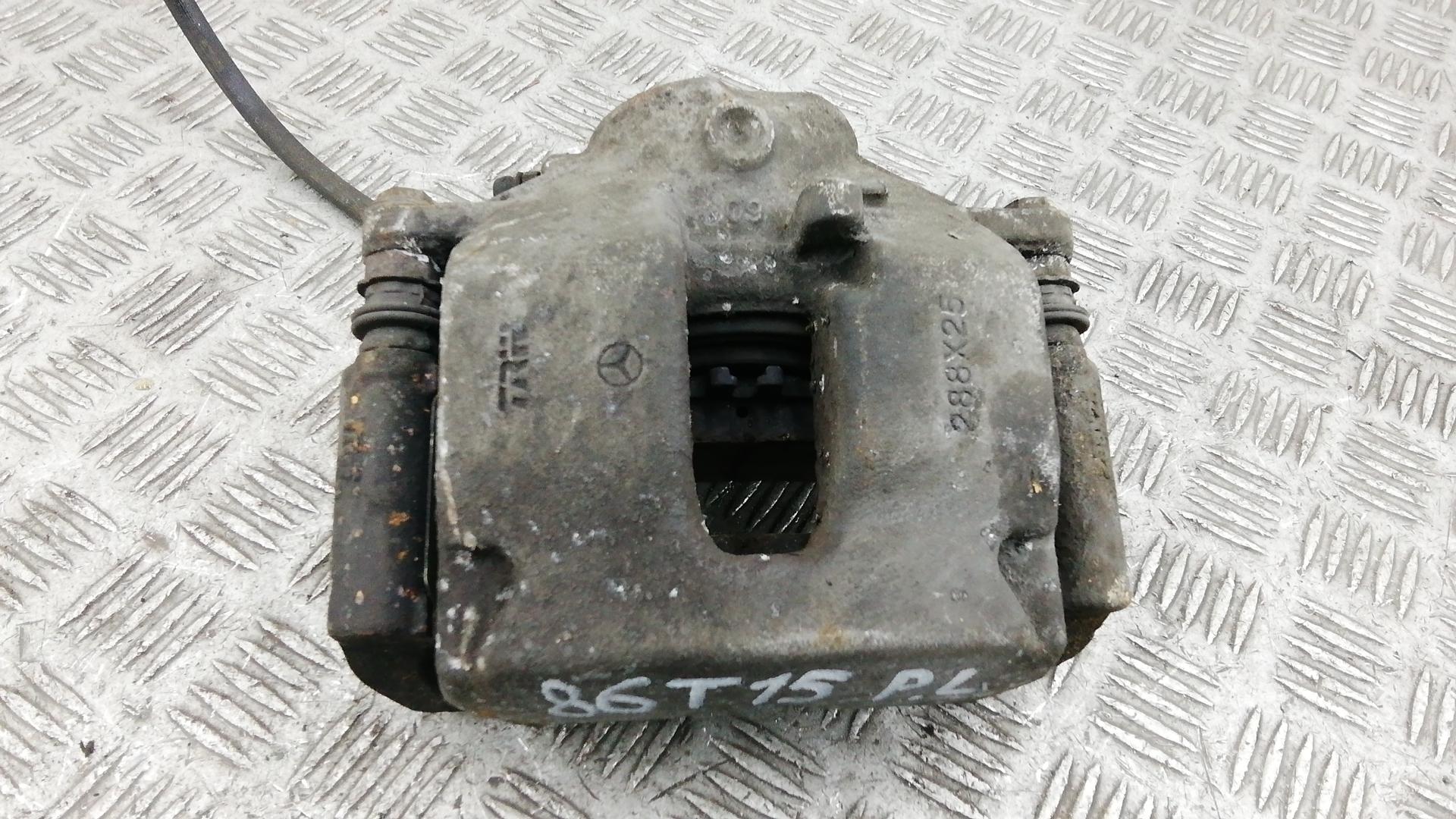 Суппорт тормозной передний левый, MERCEDES BENZ, C-CLASS W204, 2010