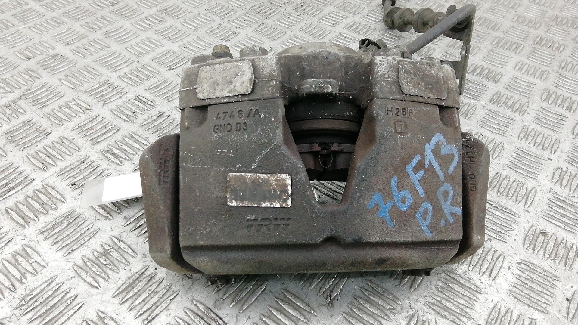 Суппорт тормозной передний правый, AUDI, A5 1, 2010