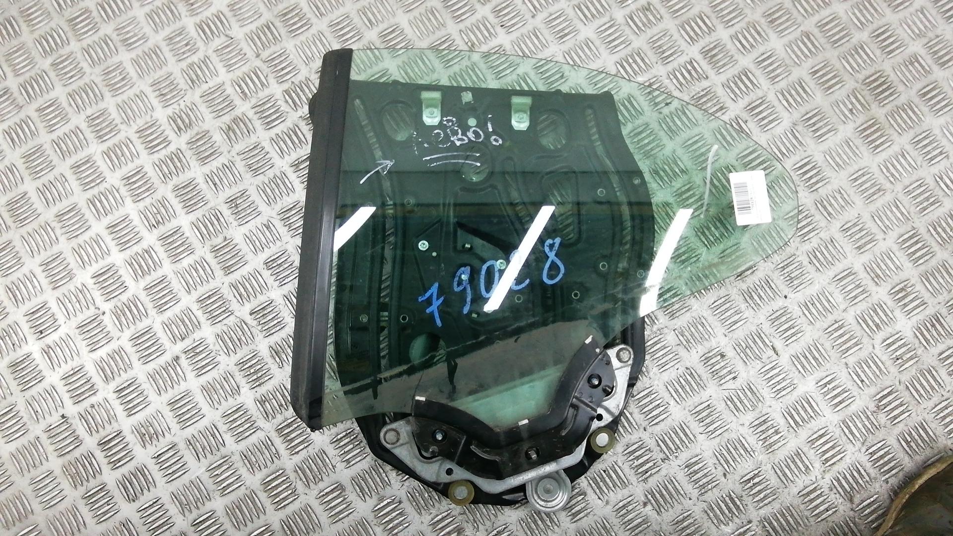 Стеклоподъемник задний левый, BMW, 6 E63/E64, 2006