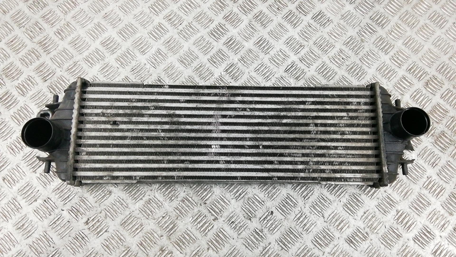 Радиатор интеркуллера, OPEL, VIVARO, 2006