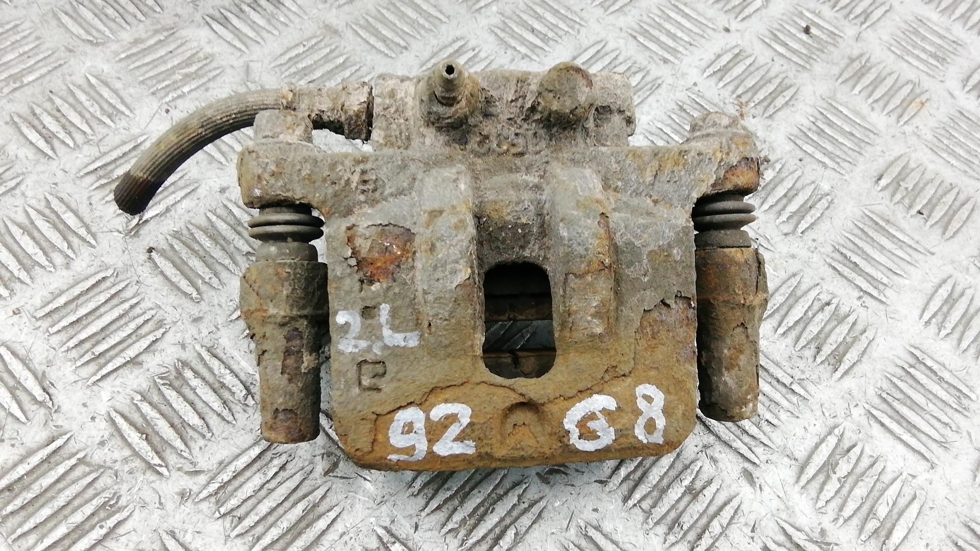 Суппорт тормозной задний левый, DODGE, CALIBER, 2007