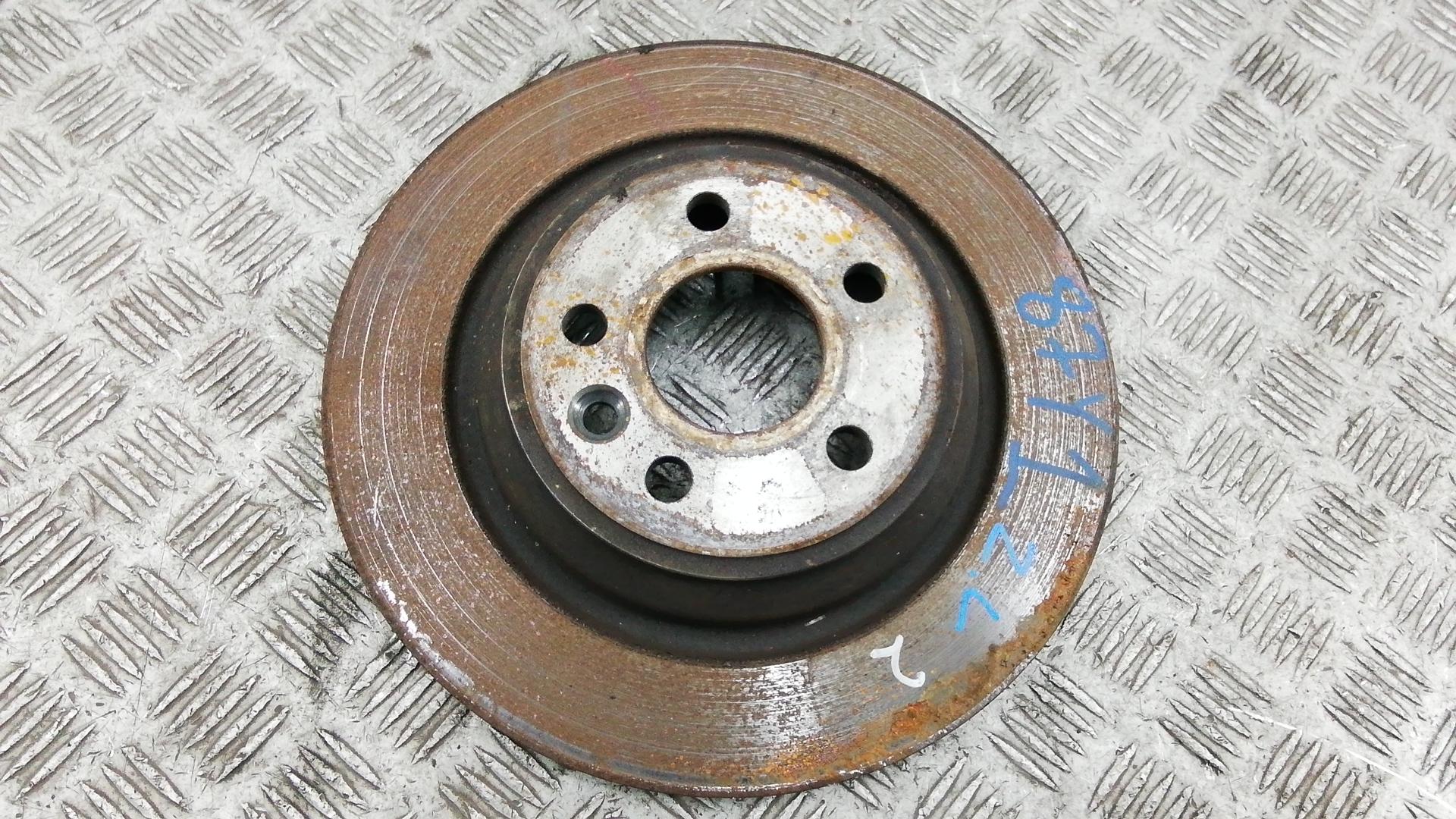 Диск тормозной задний, VOLVO, V60 1, 2013