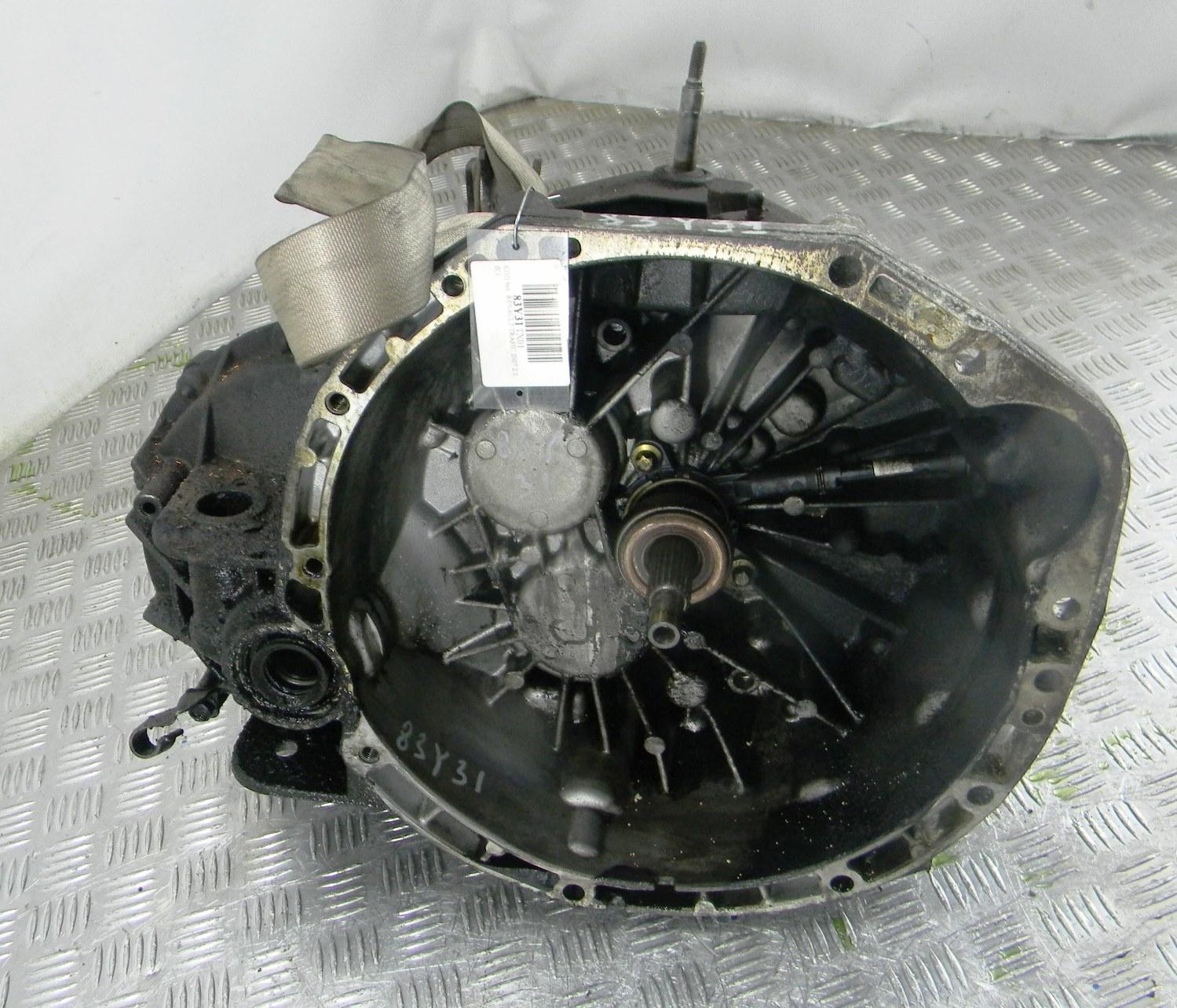 КПП 6ст., RENAULT, TRAFIC 2, 2007