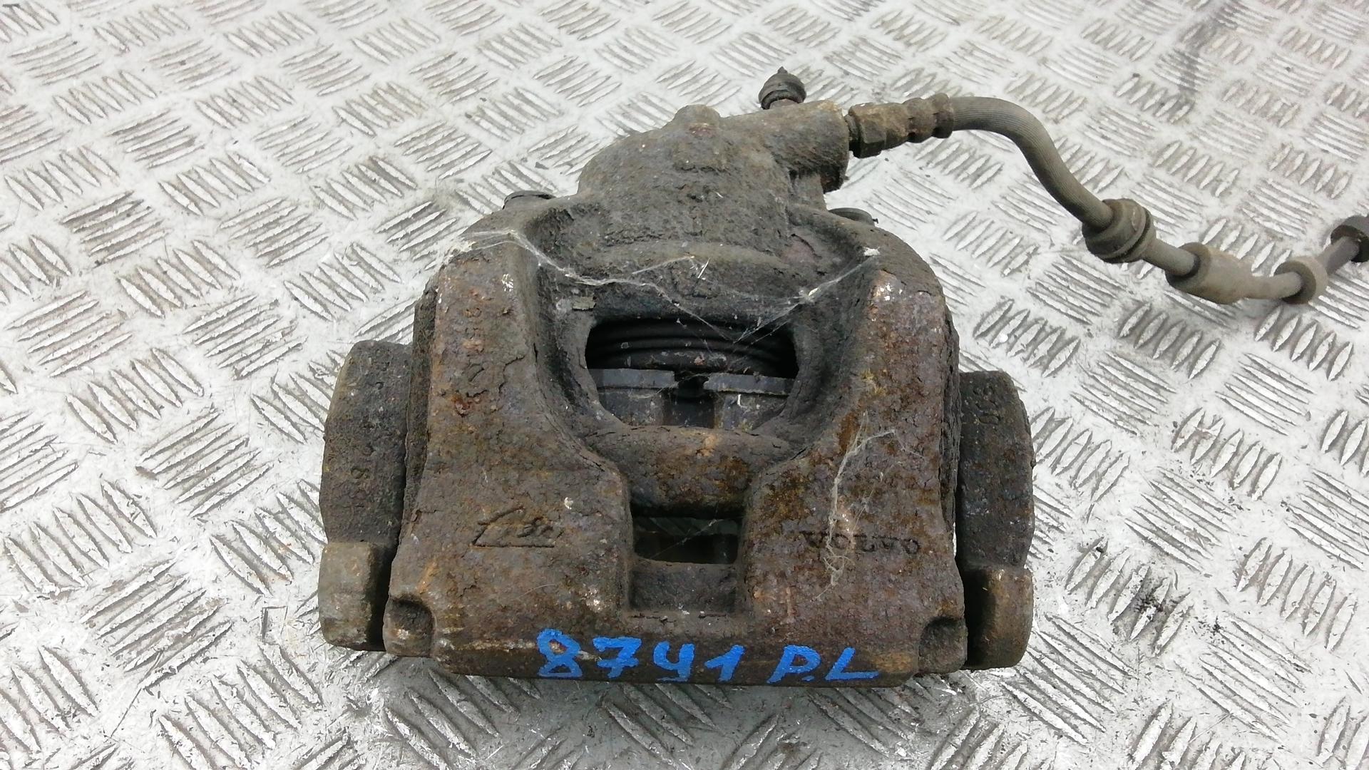 Суппорт тормозной передний левый, VOLVO, V60 1, 2013