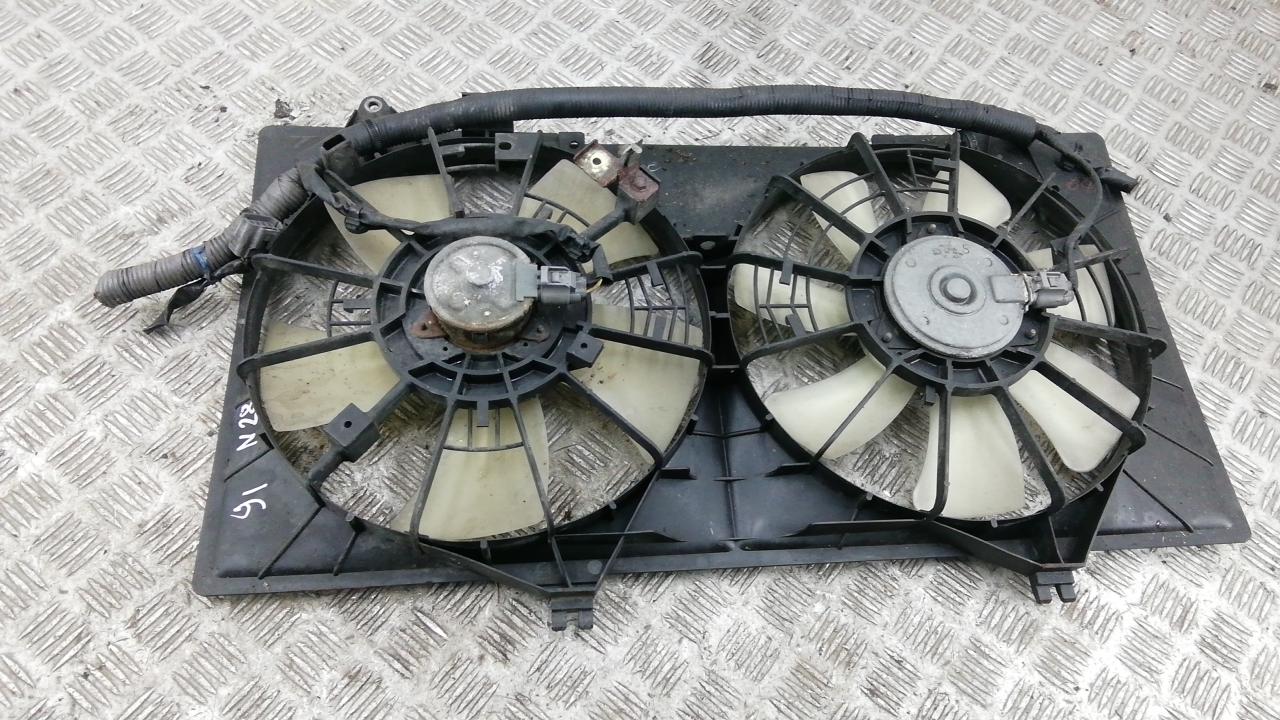Вентилятор радиатора, MAZDA, 6 1, 2005