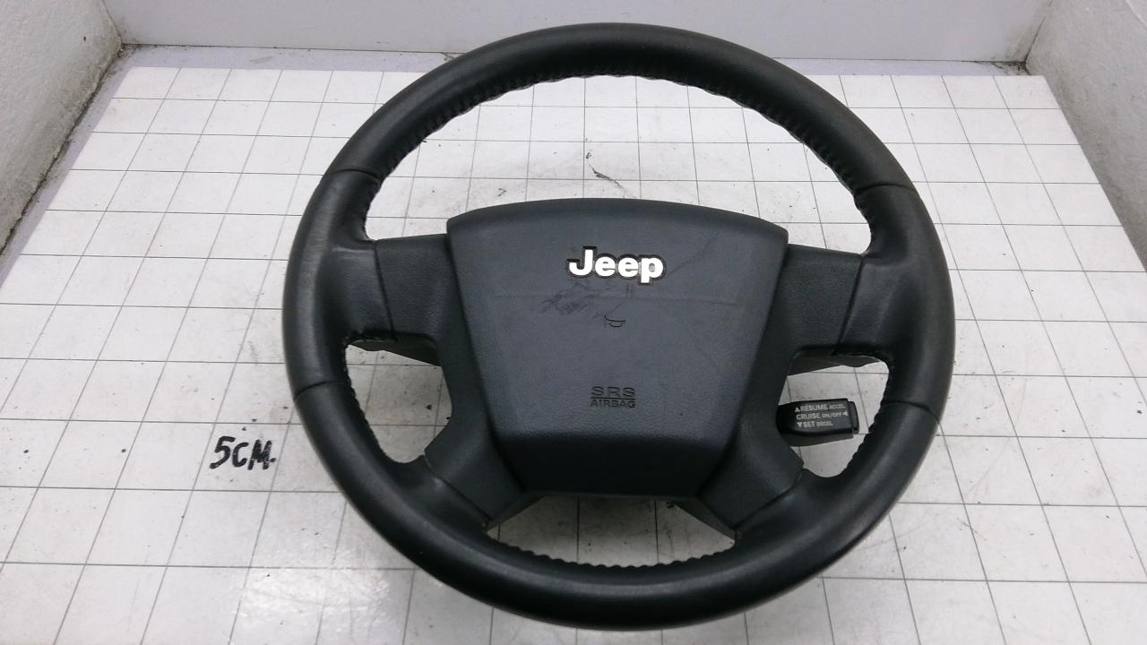 Рулевое колесо, JEEP, PATRIOT MK, 2009