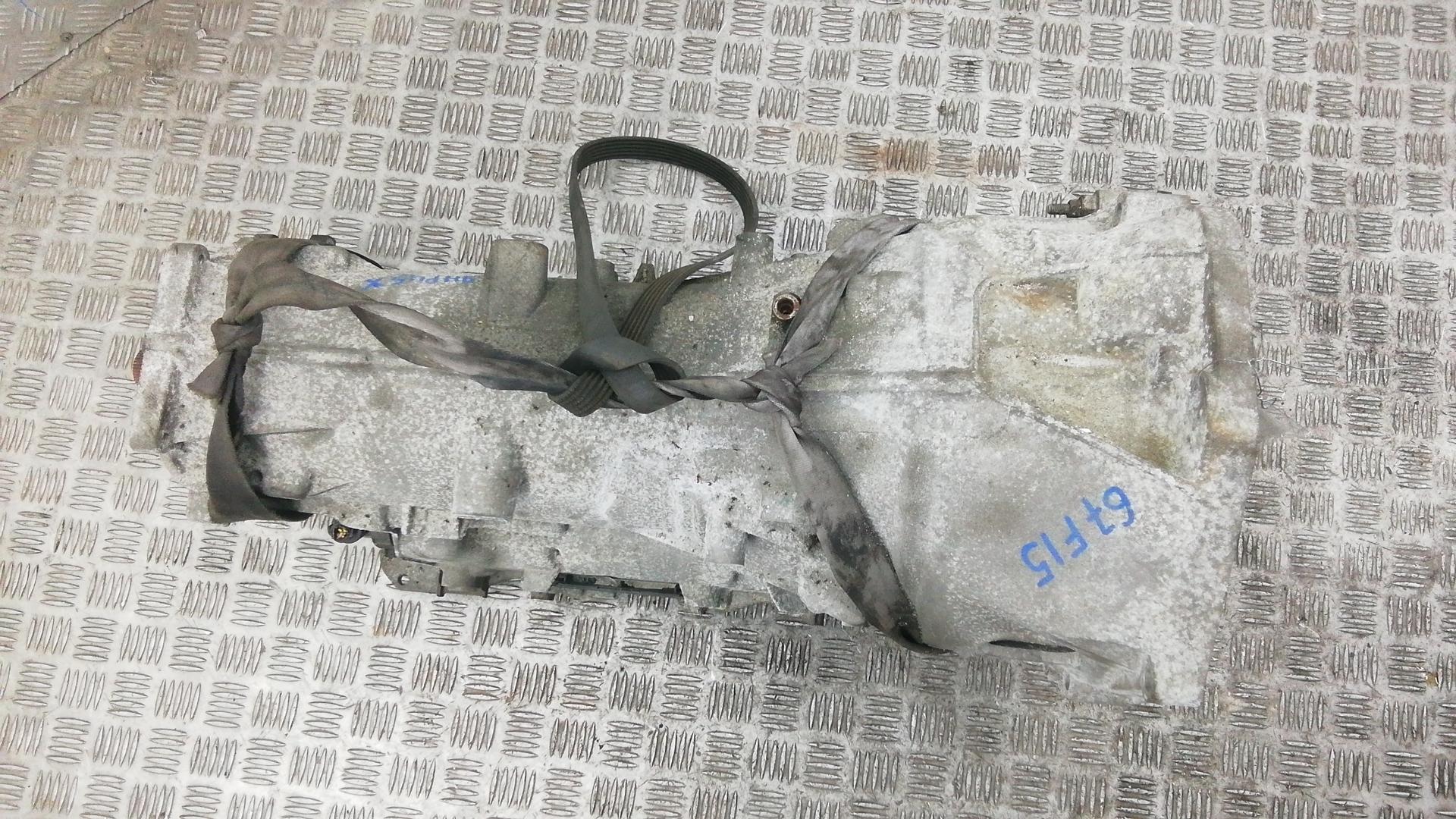 КПП автоматическая, BMW, 3 F30/F31, 2014