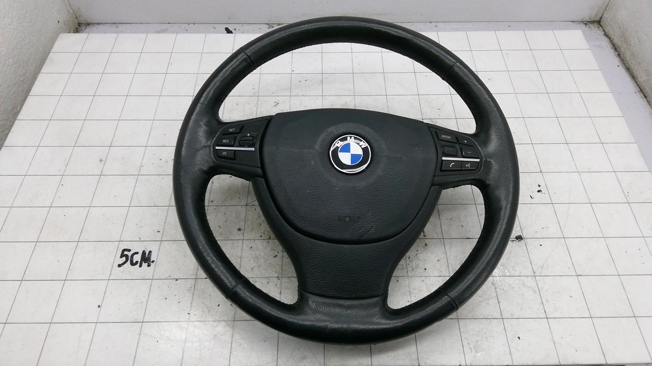 Рулевое колесо, BMW, 7 F01, 2010