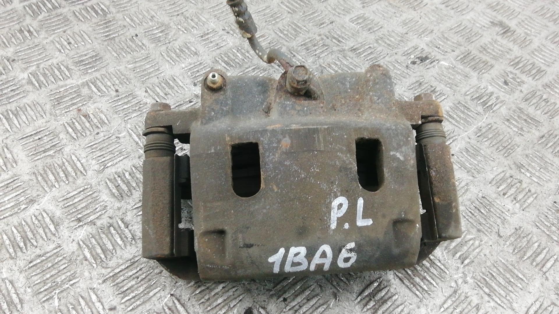 Суппорт тормозной передний левый, INFINITI, QX56 JA60, 2004