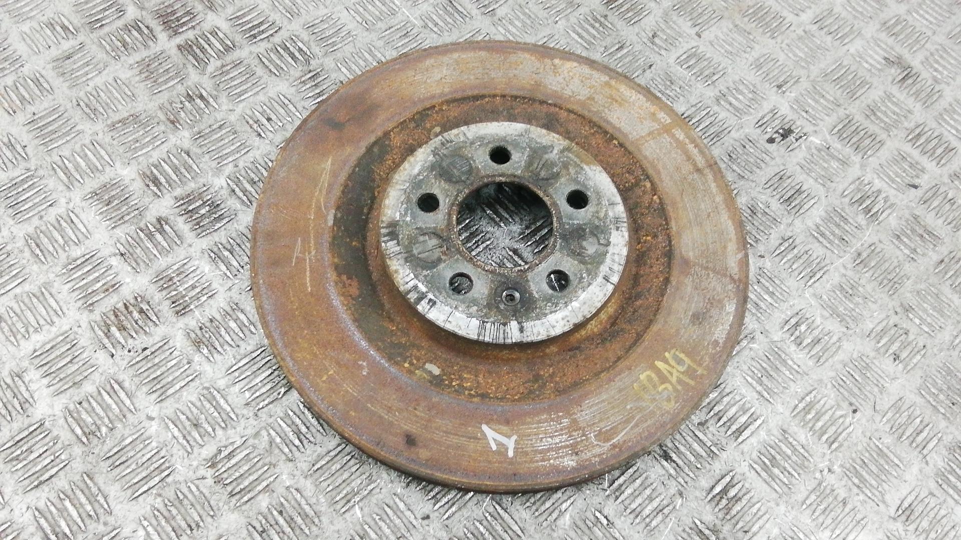 Диск тормозной задний, AUDI, A8 D4, 2011