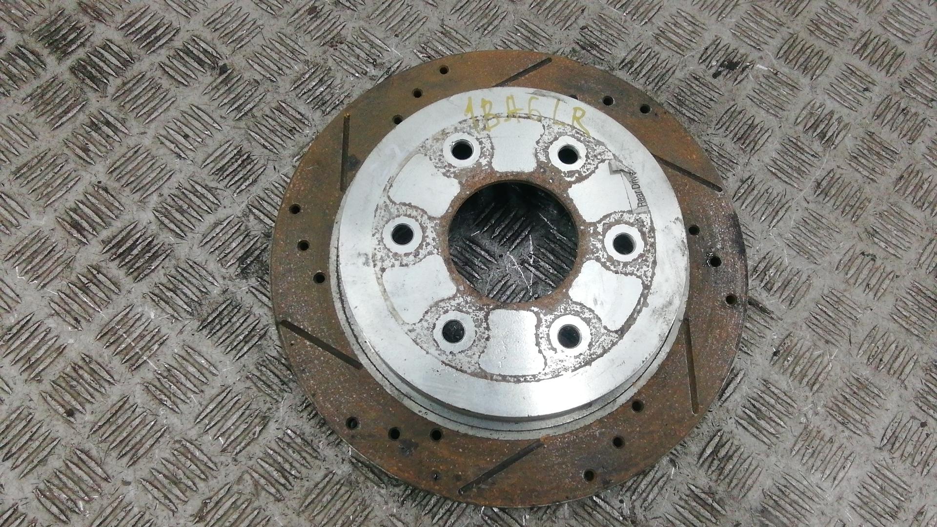 Диск тормозной задний, INFINITI, QX56 JA60, 2004