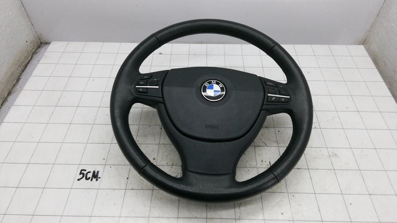 Рулевое колесо, BMW, 7 F01, 2011