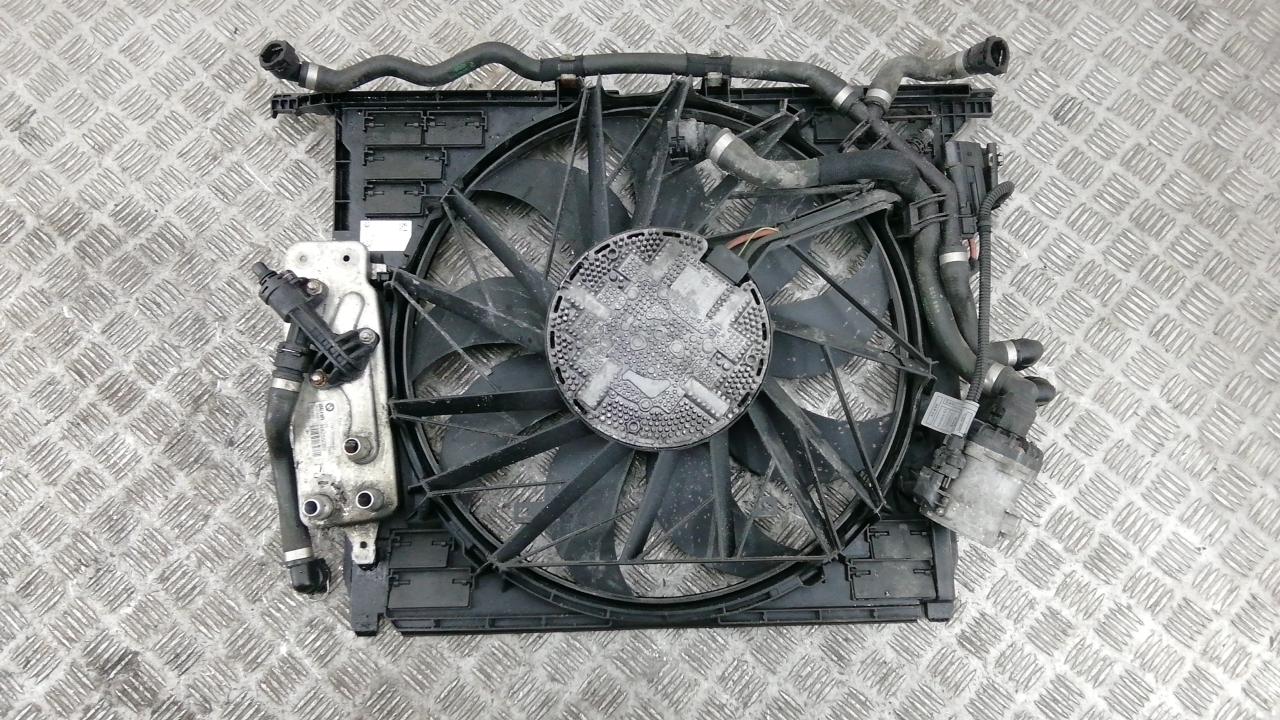 Вентилятор радиатора, BMW, 7 F01, 2010