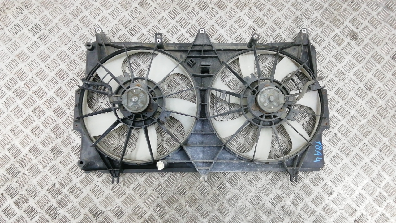 Вентилятор радиатора, SUZUKI, KIZASHI 1, 2011