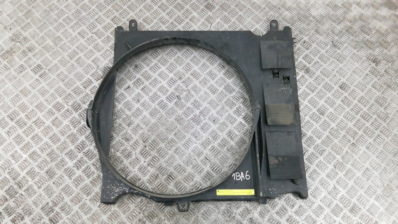 Диффузор вентилятора, INFINITI, QX56 JA60, 2004