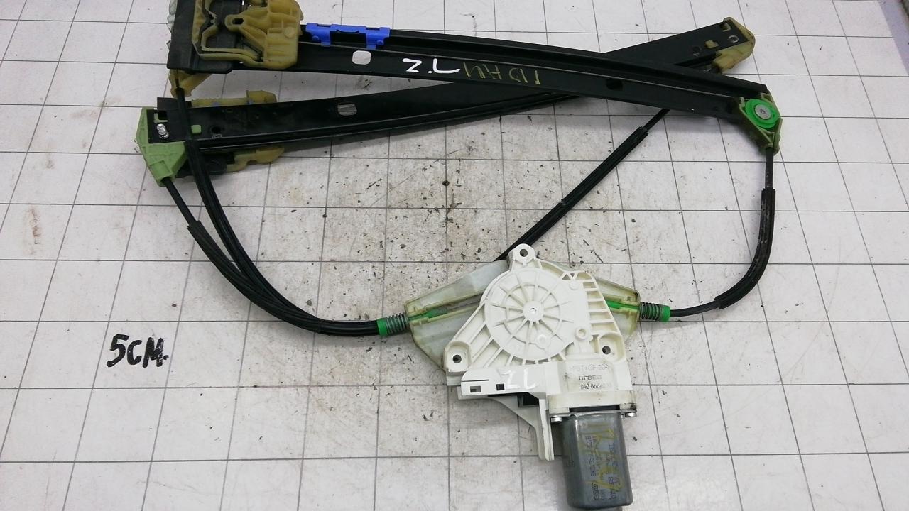 Стеклоподъемник задний левый, AUDI, A8 D4, 2011