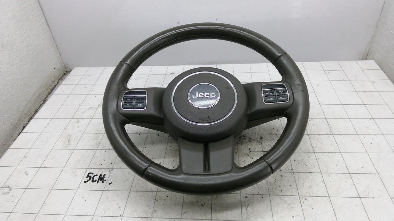 Рулевое колесо, JEEP, GRAND CHEROKEE WK2, 2011