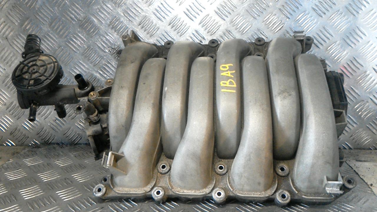 Впускной коллектор бензиновый, AUDI, A8 D4, 2011