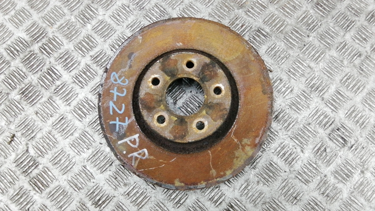 Диск тормозной передний, FORD, KUGA, 2010