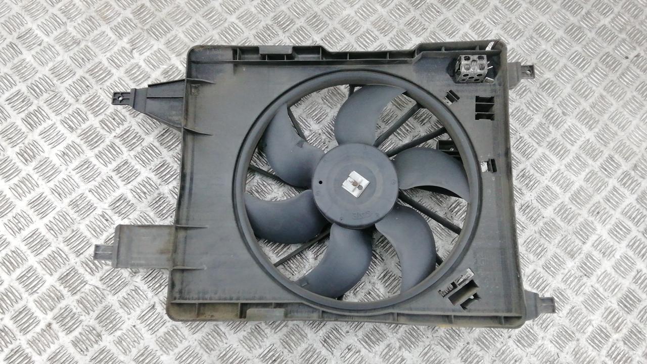 Вентилятор радиатора, RENAULT, SCENIC 2 GRAND SCENIC, 2008