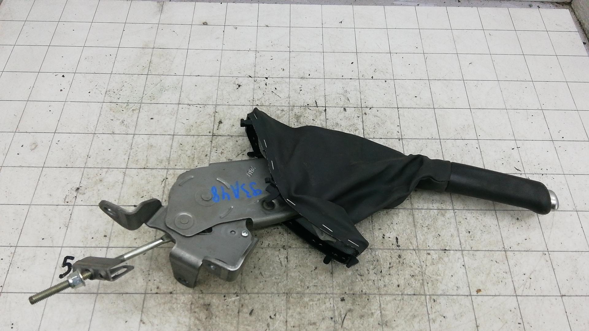 Рычаг ручного тормоза (ручник), RENAULT, LAGUNA 3, 2008