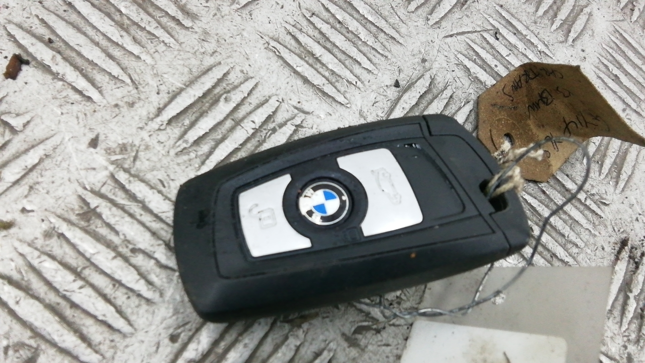 Ключ (карточка), BMW, X3 F25, 2016