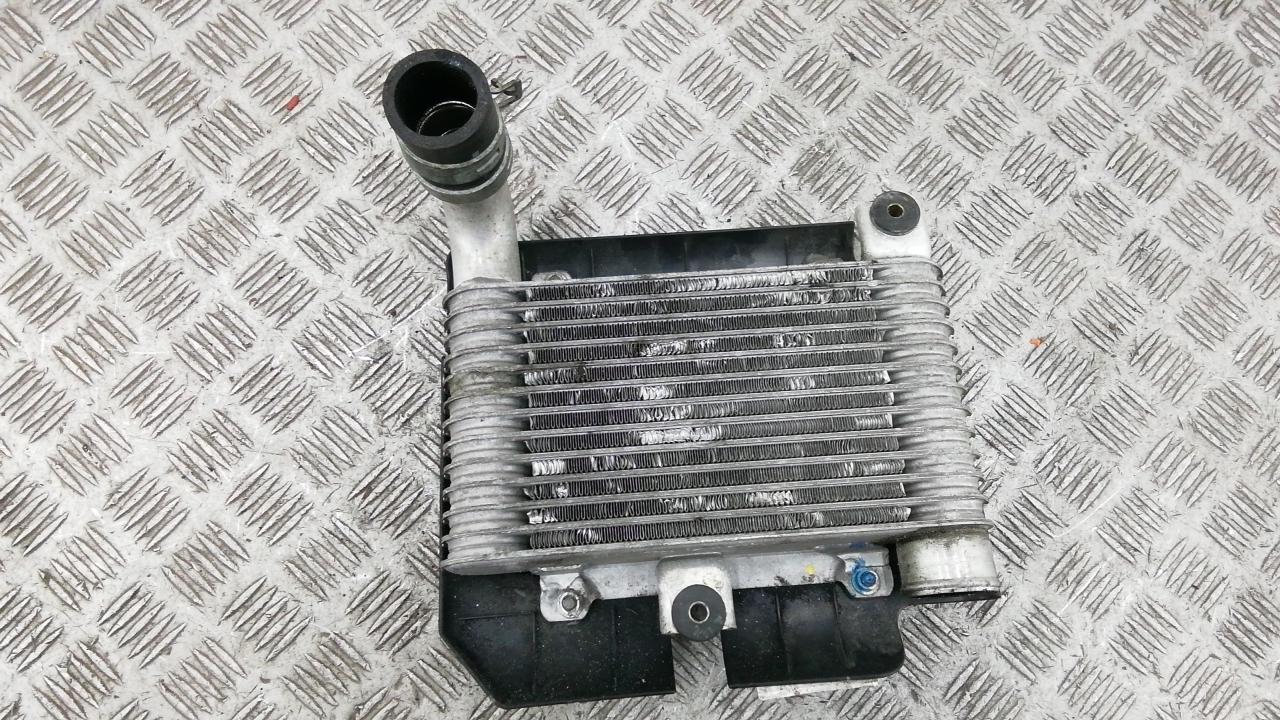 Радиатор интеркуллера, TOYOTA, YARIS 1, 2004
