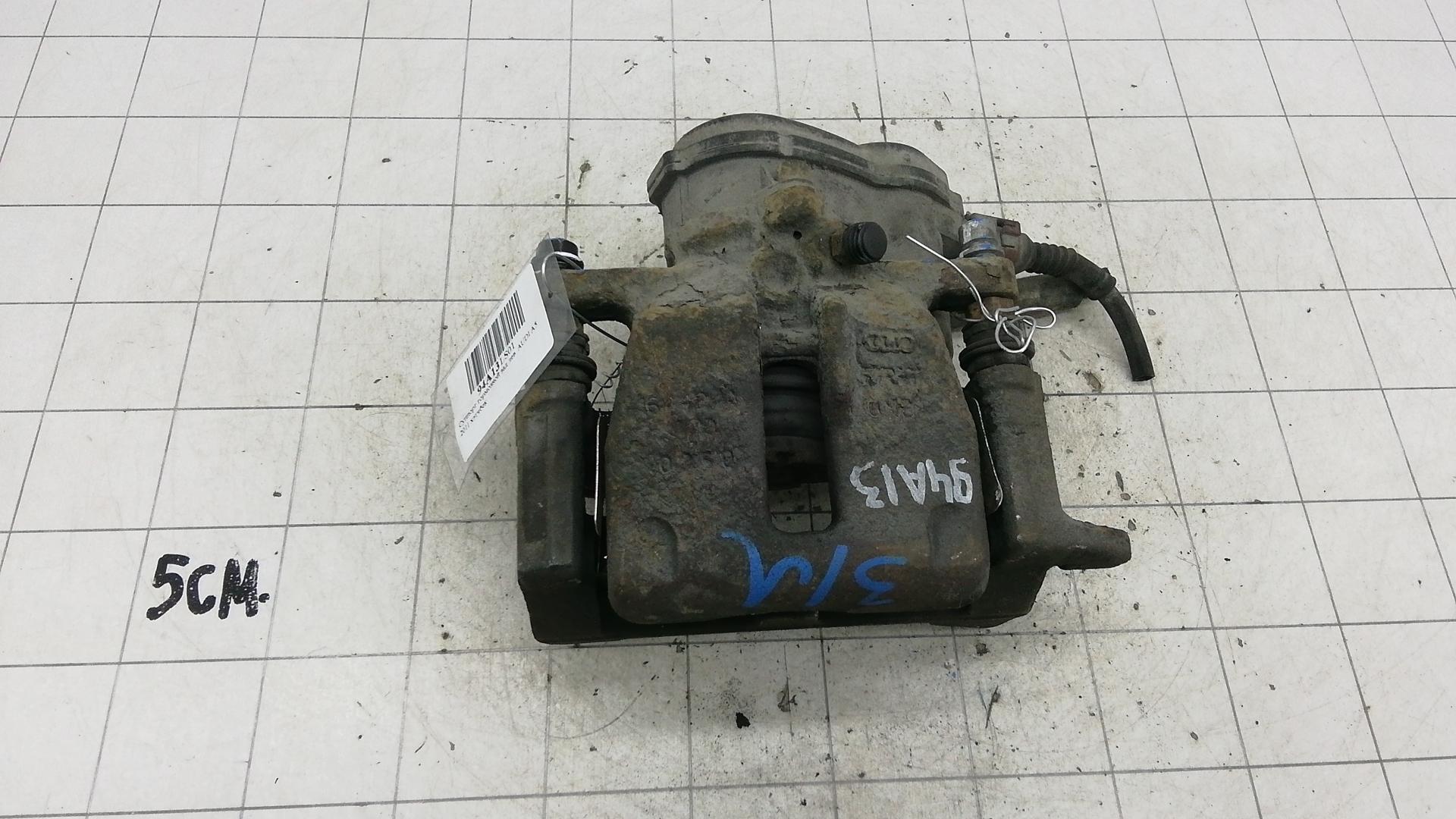 Суппорт тормозной задний левый, AUDI, A5 1, 2011