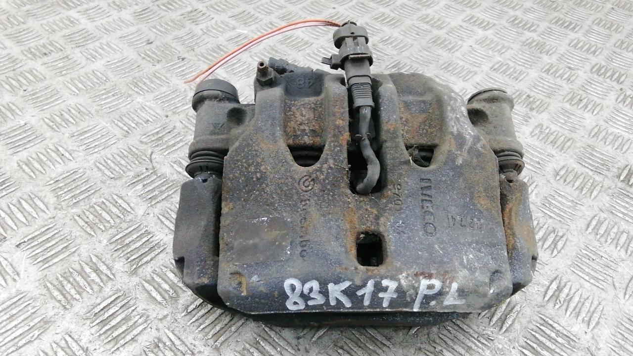 Суппорт тормозной передний левый, IVECO, DAILY 5 (29S-40S), 2013