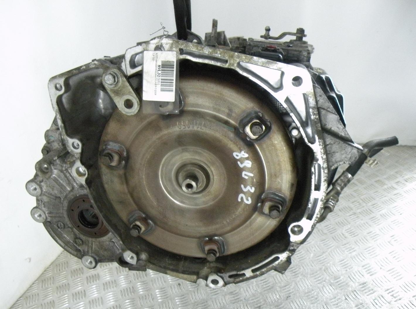 КПП автоматическая, SAAB, 9-3 YS3F, 2008